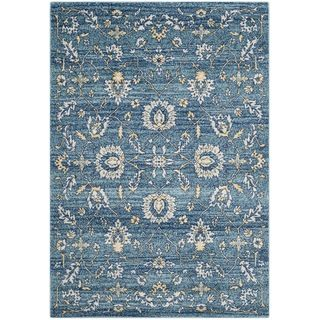 @Overstock - Safavieh Evoke Light Blue/ Gold Rug (4' x 6') - Safavieh's Evoke collection is inspired by timeless vintage designs crafted with the softest polypropylene available.  http://www.overstock.com/Home-Garden/Safavieh-Evoke-Light-Blue-Gold-Rug-4-x-6/9942925/product.html?CID=214117 $81.99