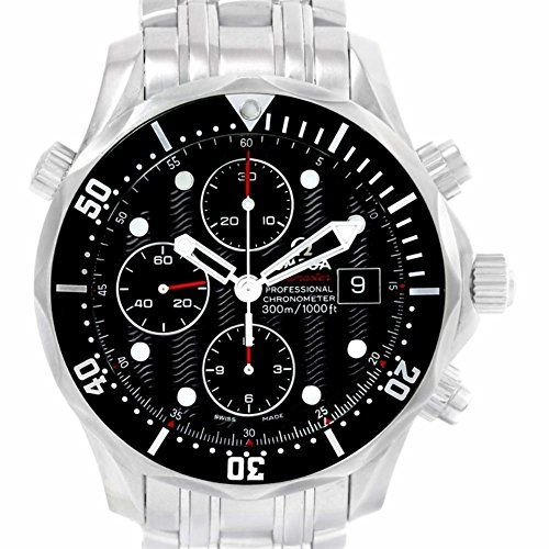 Omega Seamaster Automaticselfwind Mens Watch 21330424001001 Certified Preowned Be Sure To Check Out Omega Seamaster Bond Omega Seamaster Mens Watches Omega