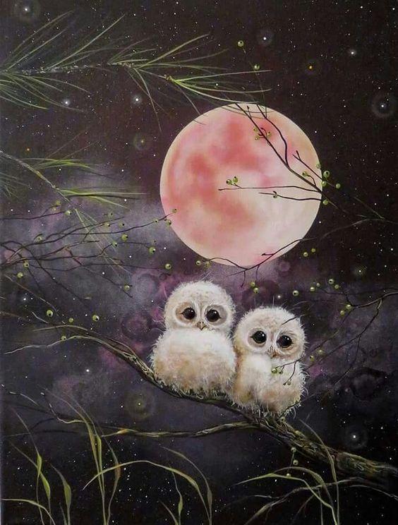 Moon Owls ~