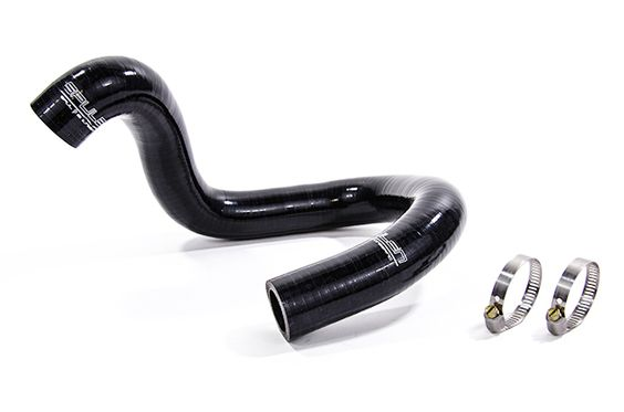 SPULEN 2.0T FSI Silicone Breather Hose- Black #uspmotorsports #usp #volkswagen #porsche #vw #audi #automotive #audizine #vortex #rfb #spulen #oem #performance  #b6 #passat #breather #hose