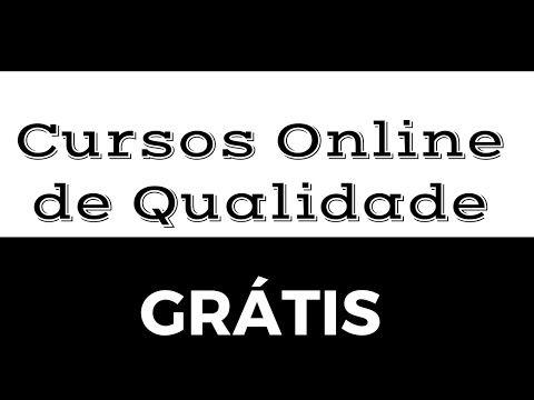 Cursos Online de Qualidade Grátis - YouTube