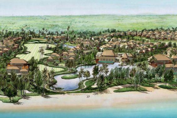 Danang Golf Resort Master Plan | SALA Design Group