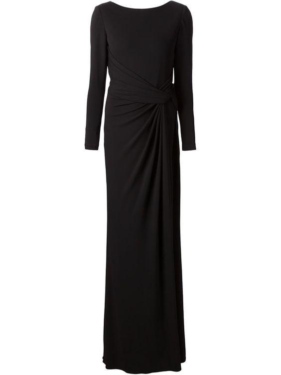 Elie Saab Open Back Dress - Fivestory - Farfetch.com