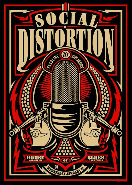 Social Distortion by Uncle