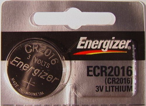 CR2016 3v Lithium Battery for Watches, Car Remote Controls - http://www.carhits.com/cr2016-3v-lithium-battery-for-watches-car-remote-controls/ - CarHits