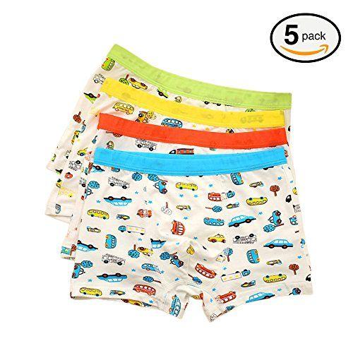 The Simpsons Little Boys Boxer Shorts