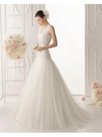 Schönste modische Romantisches Brautkleider kaufen online