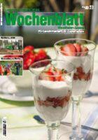 Folge 23 / 2015 mit leckeren Erdbeerrezepten!
