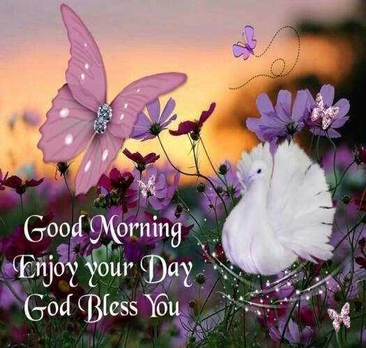 Good Morning God Bless