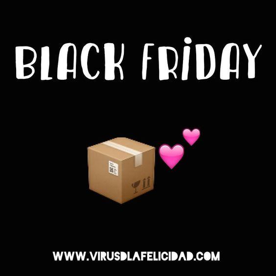 Por fin ha llegado!!!   BLACK FRIDAY  y para celebrarlo durante todo el día de hoy tendréis envíos GRATIS en la tienda  con el código BLACK  Aprovecha para comprar aquello que llevas días mirando con ganas o esos regalitos de Navidad que ya tienes decididos y así ya te olvidas   http://ift.tt/1n71PmC  #blackfriday #enviosgratis #virusdlafelicidad #black #friday #blackfriday2015 #navidad #nadal