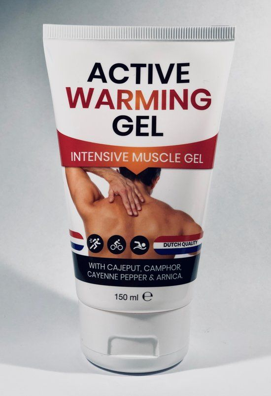 Spierpijn en Action warming gel