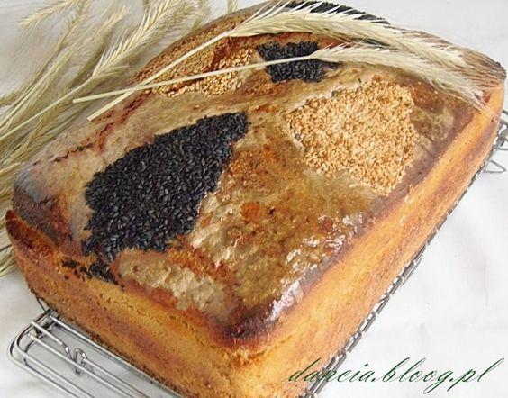 Chleby Jeffreya Hamelmana - chleb świąteczny