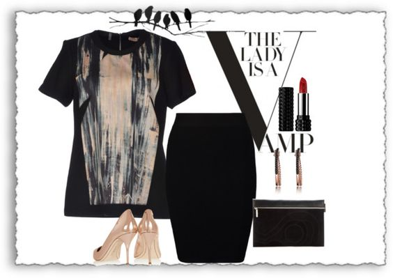Vamp Up Your Style with a statement top