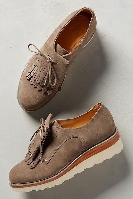 Modest Casual Platform Shoes