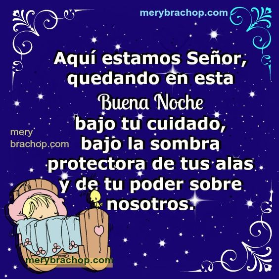 frases para dormir buenas noches