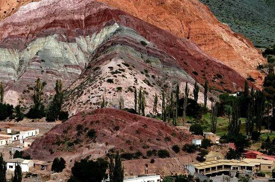 Cerro de los 7 Colores - Jujuy - Argentina