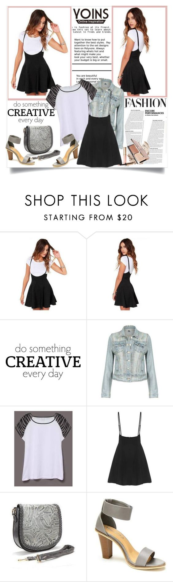 """""""Yoins #6"""" by ana-anaaaa ❤ liked on Polyvore featuring мода, By Terry, polyvoreeditorial и yoins"""