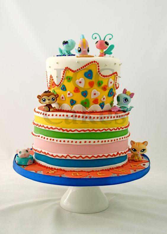 Cakes For Girls Gateau D 39 Anniversaire Pour Enfants Filles Verjaardagstaart Cakes For Girls
