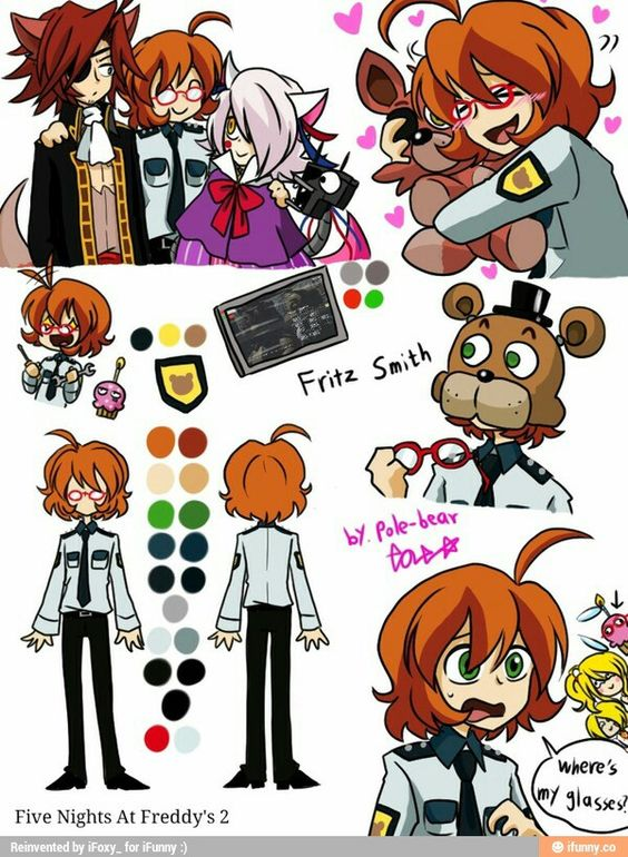 Fritz fnaf fritz and more fnaf five nights at freddy s night on tumblr