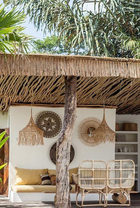 Todo Fibras Naturales Ventas En Westwing Casas De Playa