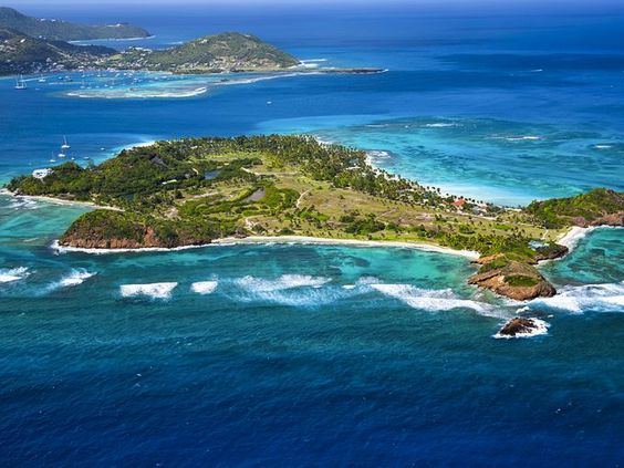 Island resort caribbean vacations and palms on pinterest for Best caribbean romantic vacations
