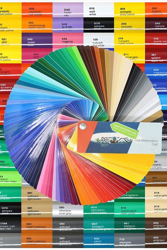 Farbfächer Oracal Hier bekommen Sie Ihren gewünschten Farbfächer zu jeder Serie von Oracal... *Pin enthält Werbelinks