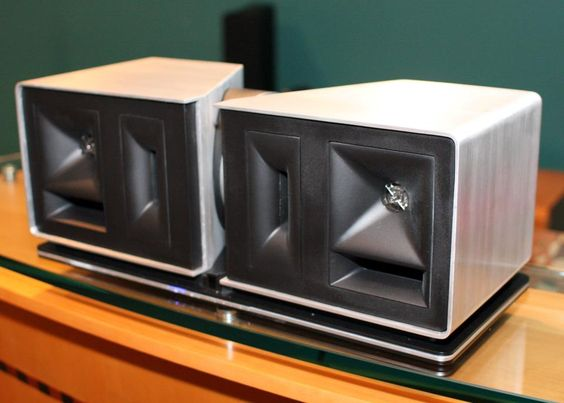 We were playing with the upcoming Klipsch Stadium AirPlay speaker in the office the other day...Loud and clean!