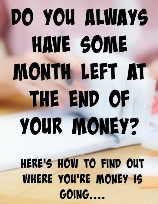貯金をする! Make sure what you're using your money for by making a spending diary