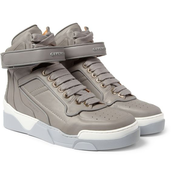 PRODUCT - Givenchy - Leather High Top Sneakers -