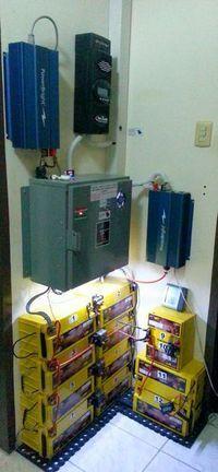 Lithium Iron Phosphate Lifepo4 Solar Storage Battery