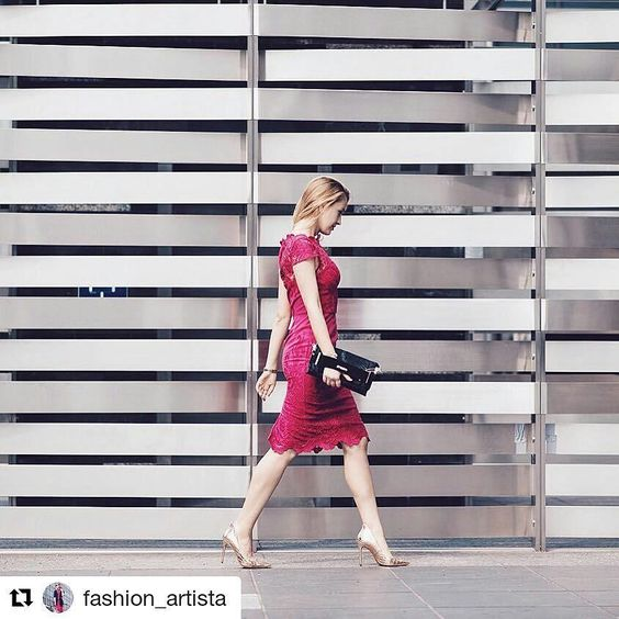 #Repost @fashion_artista with @repostapp  Always on the run? Learn how to style a business and party look using the same dress. (Link in BIO)  Photography: @massimo_todisco  dress: @chichiclothing shoes: @ted_baker clutch: @dune_london  #style #fashionblogger #styletips #ootd #businessgirl #girlbosslife #timeismoney #timeconscious #eveningdress #chichiclothing