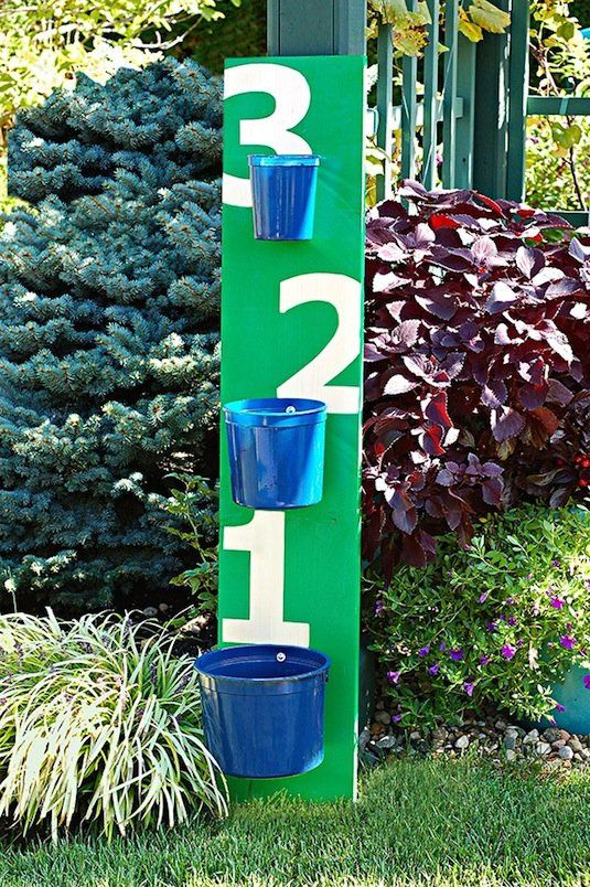 Bring The Fun In Your Backyard- Top 25 Most Coolest DIY Outdoor ...