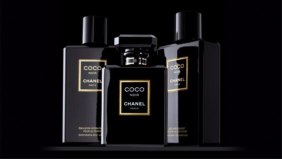 CHANEL - COCO NOIR - Magnetic, Brilliant, Uncompromising More about #Chanel on http://www.chanel.com