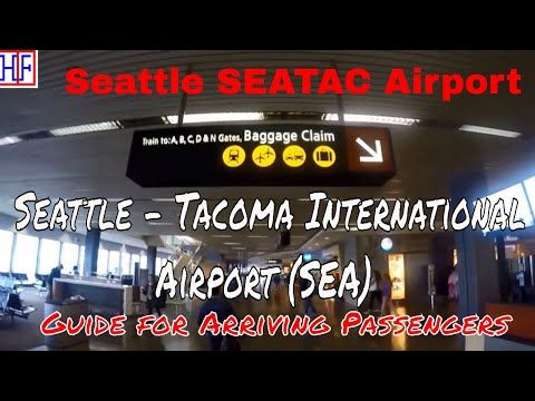 Seattle Airport Map   Seatac PDF File Download a printable Seattle Airport  Map   Seatac Image File Download a…   Seatac, International airport, Seattle  travel guide