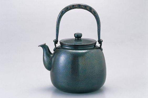 gyokusendo copperware: ken okuyama