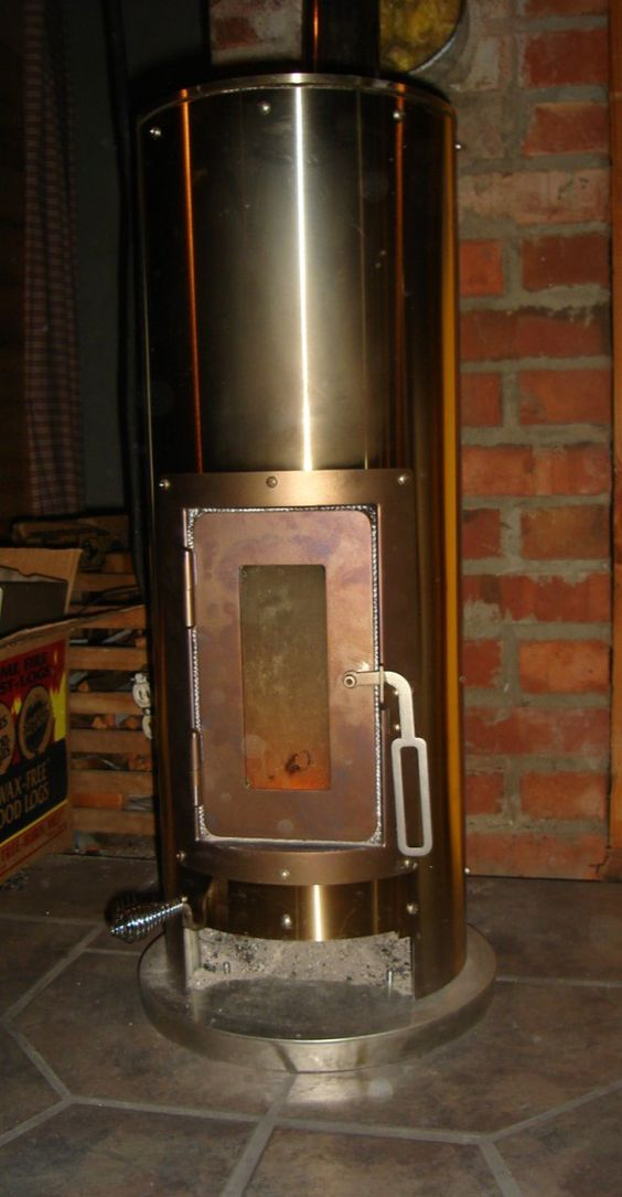 Stove Wood Stoves And Tiny House Cabin On Pinterest