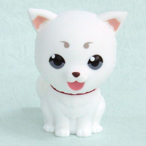 Bark Bark .. save your money with me Bark Bark ..    (Gintama Ichiban Kuji premium money bank: type B) ,$13.09