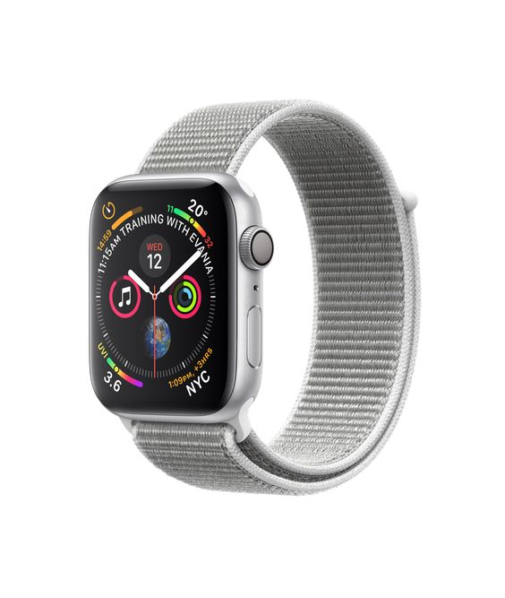 APPLE Watch Series 4 Nike+ 40mm GPS + Cellular in alluminio