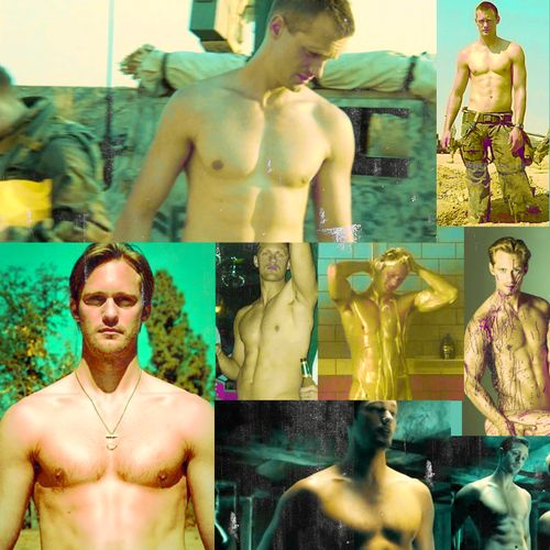 Alexander Skarsgard Photo:  This Photo was uploaded by KarmieVarya. Find other Alexander Skarsgard pictures and photos or upload your own with Photobucke...