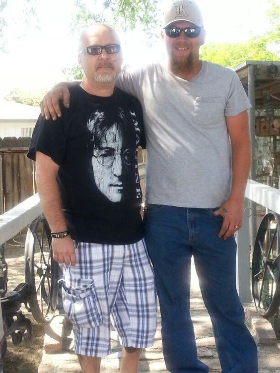 Vernon & Steve 2014