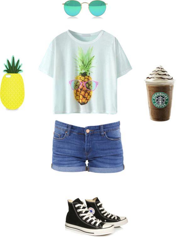 """""""#Summertimegirls"""" by mmthomas614 on Polyvore"""