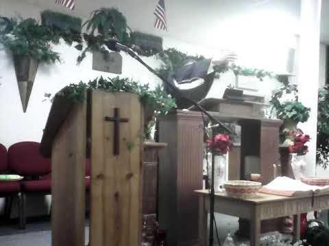 Grace and Glory Apostolic Church District Elder Dennis Broom
