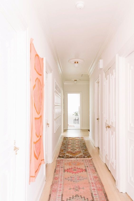 Lovely Hallway Decor
