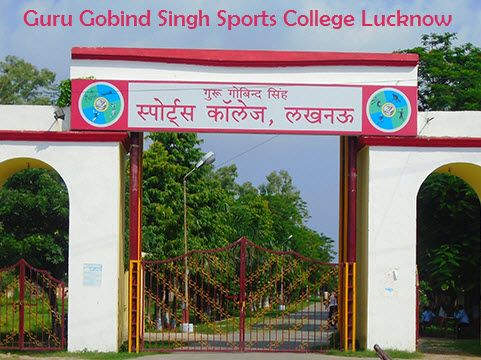 Image result for Guru Gobind Singh Sports College lucknow
