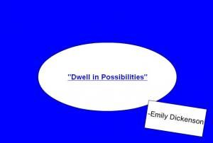 Quote from Emily Dickenson