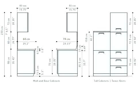 Perfect Kitchen Cabinet Size In Cm And Description Kitchen Cabinet Sizes Kitchen Cabinet Dimensions Kitchen Cabinets
