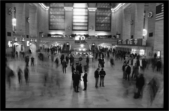 Grand Central Terminal - one of my favorite spaces on Earth