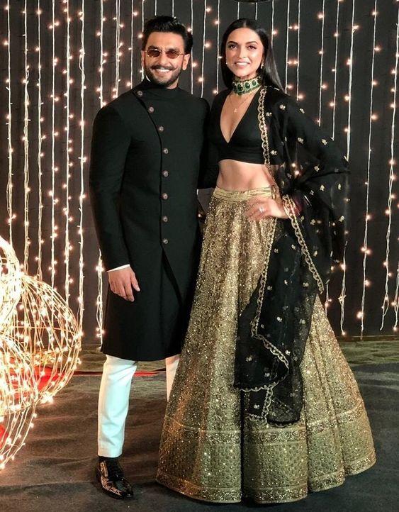 Wedding Reception Bridal Dresses Ideas Inspired By Bollywood Celebs
