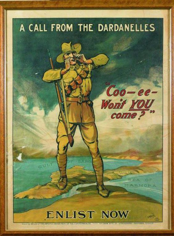 History essay help? WWI - Australias involment?