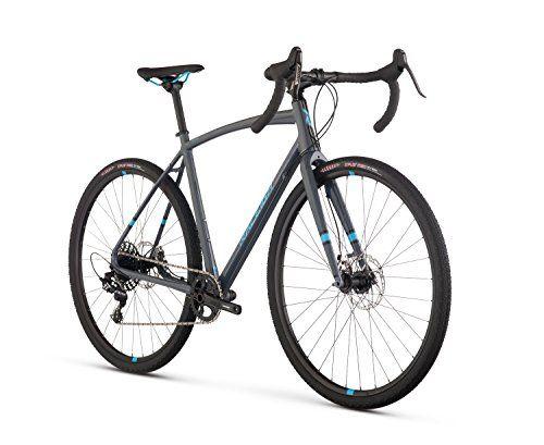 Raleigh Bikes Willard 2 All Road Bike Grey 56 Cm Medium